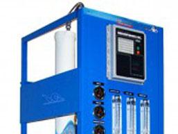 Hệ thống lọc nước cho máy làm đá viên